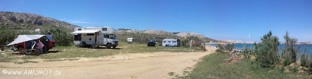bester camping in kroatien