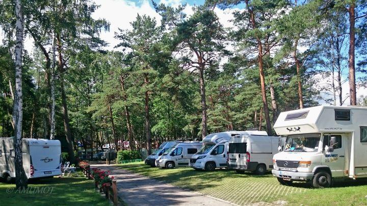 Camper Park Przy Wydmach Danzig