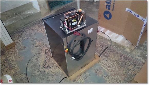Kühlschrank  für Wohnmobil