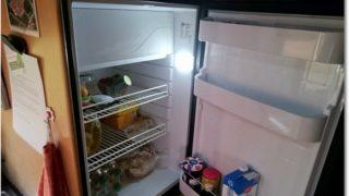 Umbau auf Kompressor-Kühlschrank