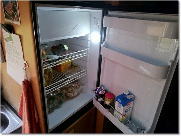 Wohnmobilkühlschrank