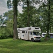 Campingplatz polen