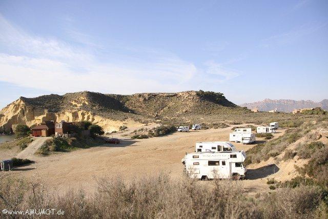 wohnmobile überwintern in spanien