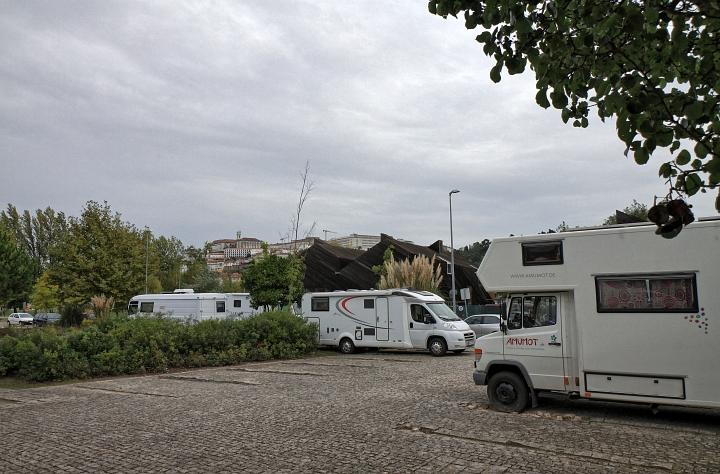 stellplatz für wohnmobile Coimbra