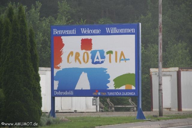 endlich urlaub in kroatien