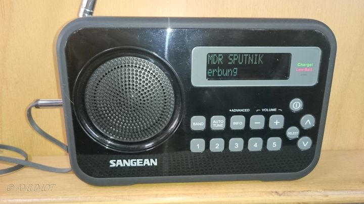 Sangean DPR-67 Digitalradio