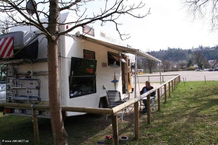 Wohnmobilstellplatz Schwäbisch Gmünd