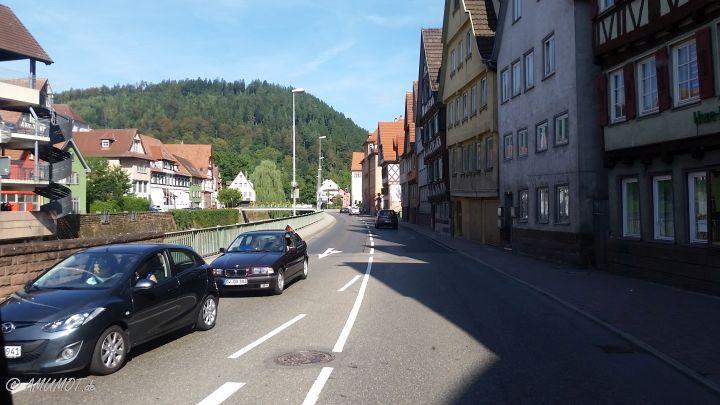 Bei Bad Liebenzell