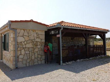 Eingang zur Höhle Biserujka