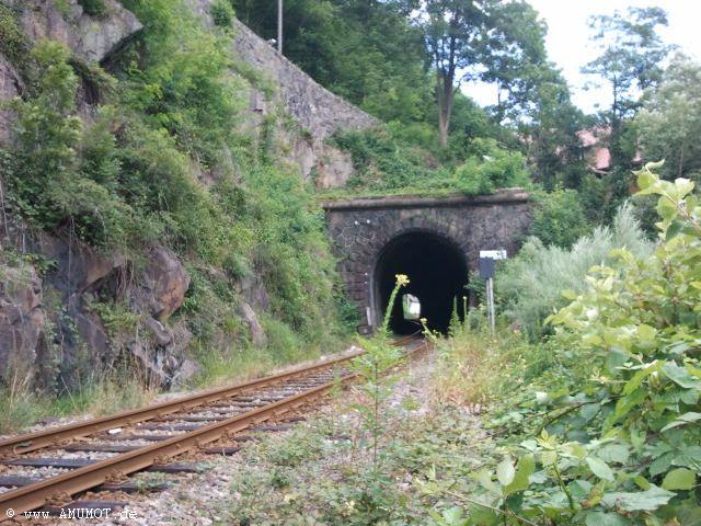 Mit der Eisenbahn nach Schiltach