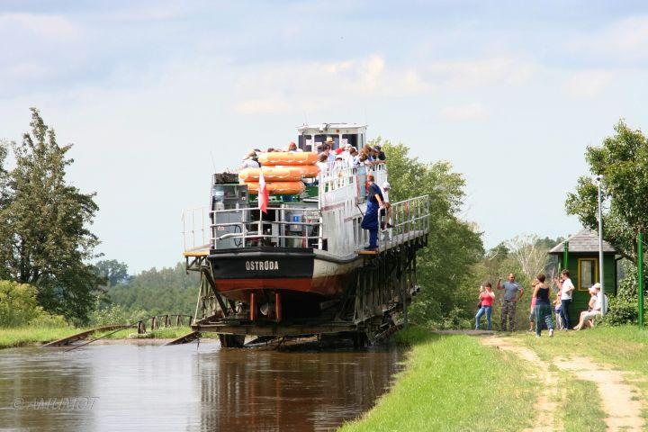 der oberländische kanal von elblag