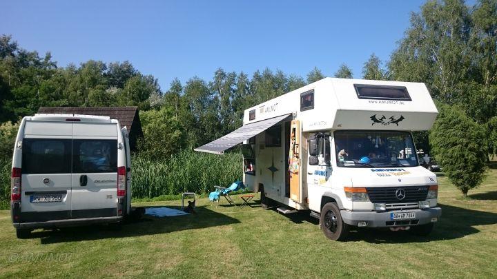 Stellplatz Camping Browarny