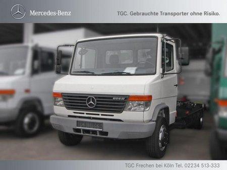 Mercedes vario 814