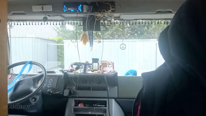 Neues Autoradio mit Bluetooth