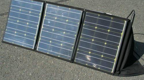 solarkoffer-mobile solaranlage
