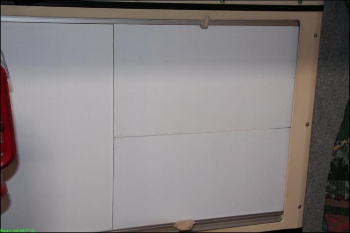 zusätzliche Wohnmobil Fensterisolierung