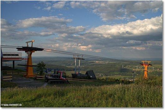 Fichtelberg lift