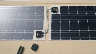 Wohnmobil Solar Upgrade auf 770Wp