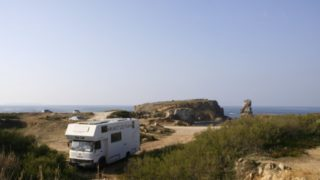 Wildes Portugal mit dem Wohnmobil erkunden