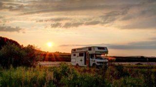 Mit dem Wohnmobil an der Weichsel in Polen unterwegs