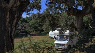Algarve: viel Sonne und tolle Freistehplätze