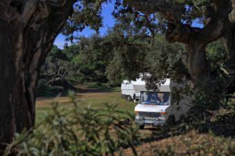 mit dem Wohnmobil zu Algarve