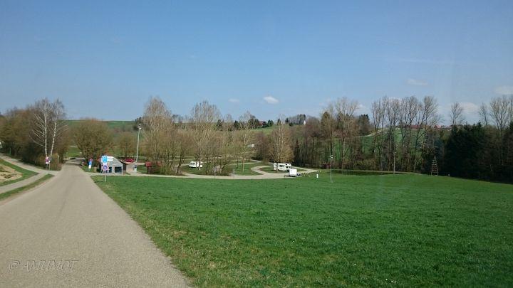 Parkplatz Stausee Aichstrut