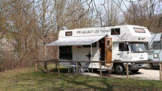 Alltag – Leben im Wohnmobil – Vorbereitung zur Deutschlandtour 2011
