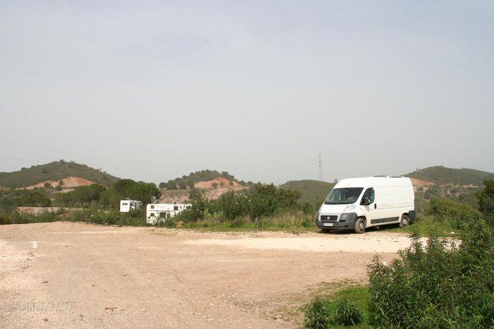freistehen in Portugal