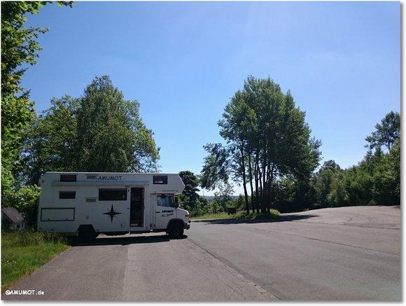 Parkplatz Lützel Gillerberg