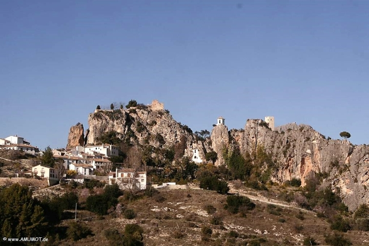 Burg Guadalest