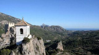Tagesausflug zum Castell de Guadalest