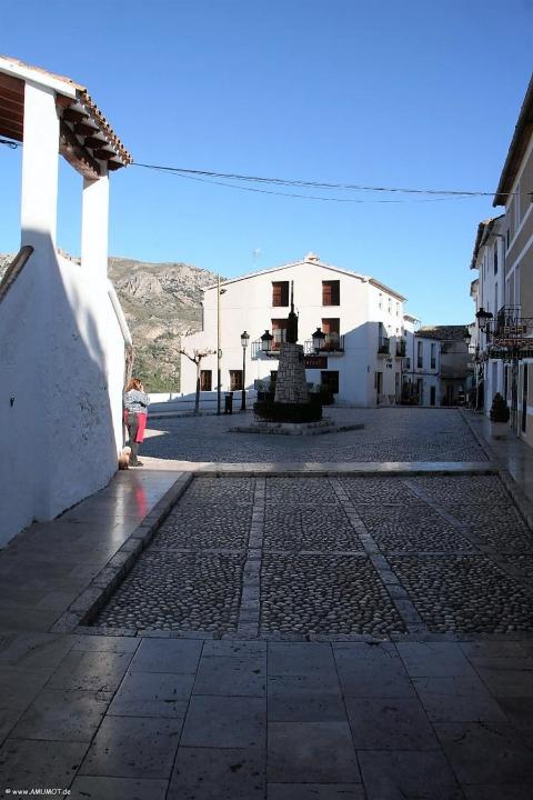 Viertel von Arrabal