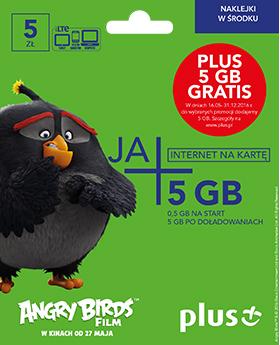5Gb oder 15Gb für 5 oder 15 PLN