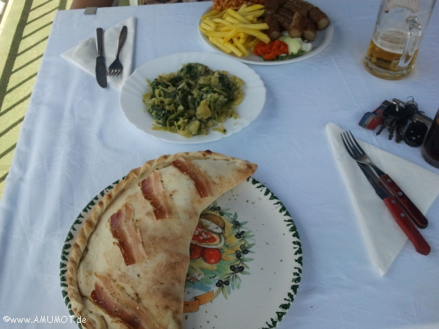 reisebricht kroatien essen
