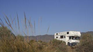 Von Benidorm immer entlang der spanischen Küste