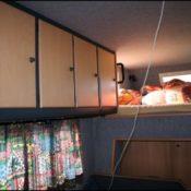 Schränke im Wohnmobil
