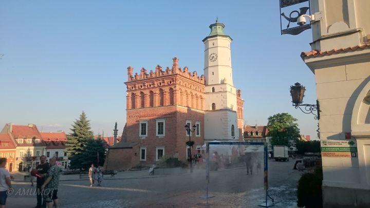 Stary Rynek (Altmarkt) Sandomierz