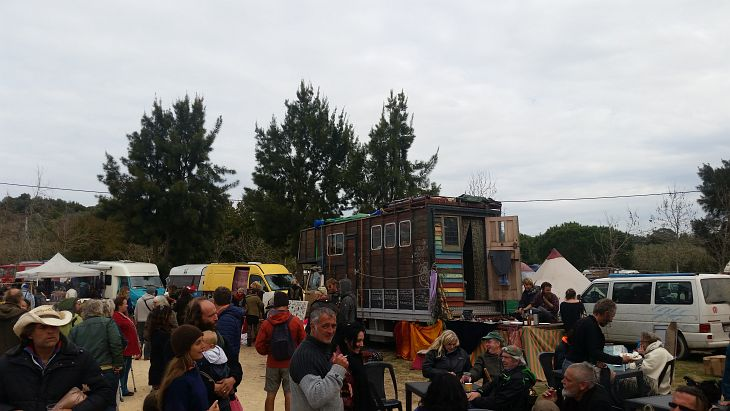 Barão de São João Hippiemarkt