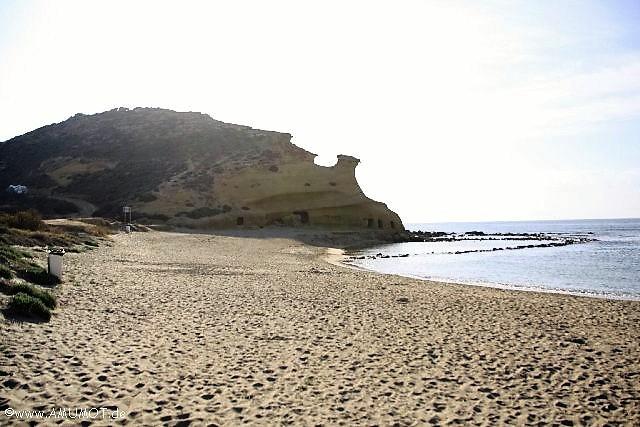 Sandstein Höhlen