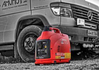 Stromerzeuger Honda EU10i