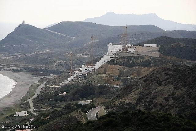 illegales Hotel in spanien