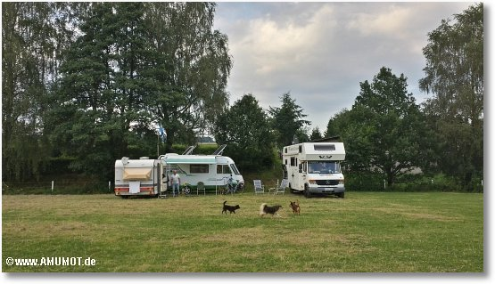 Nature one camping