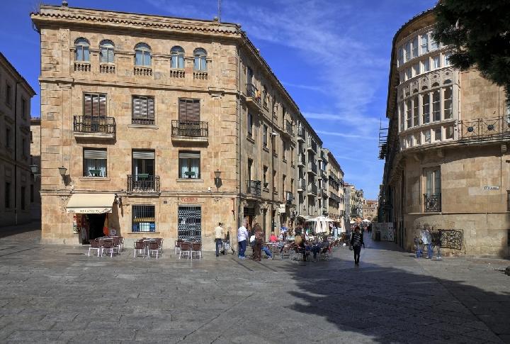 Innenstadt von Salamanca