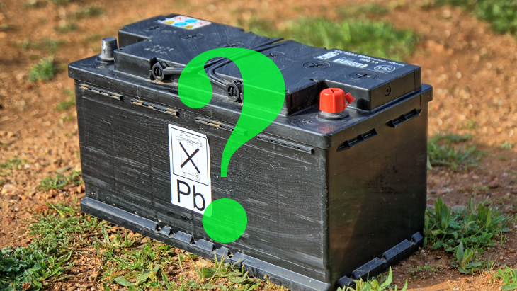 Batterie nimmt keine Ladung auf