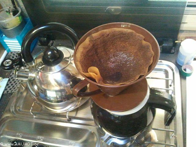 Kaffeefilterhalter