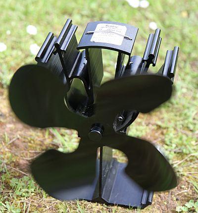 ofenventilator stromloser ventilator f r den ofen. Black Bedroom Furniture Sets. Home Design Ideas