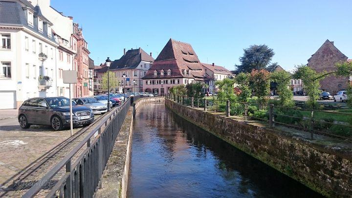 Am Kanal - Altstadt Wissembourg