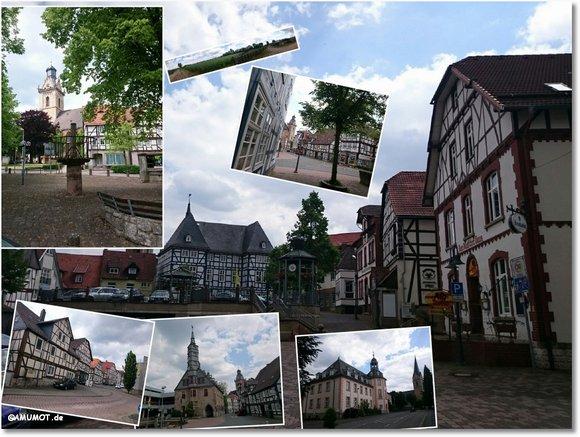 Sehr sehenswert - Altstadt Korbach