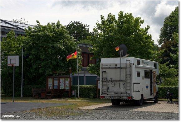 Stellplatz Rosenthal